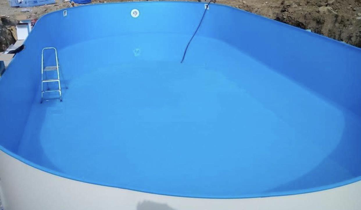 ремонт на басейн