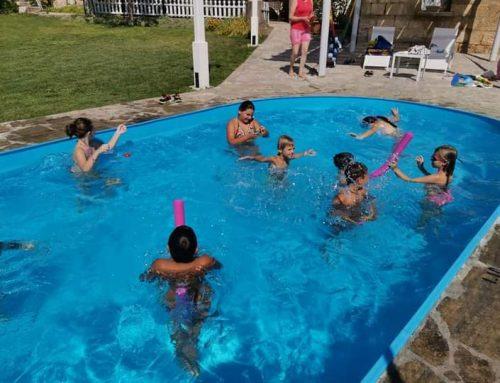 Значение на баланса на басейна