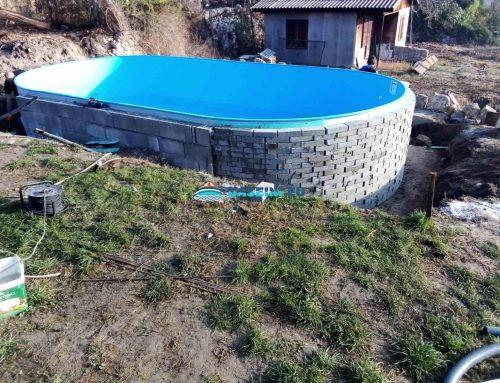 Основна дезинфекция на басейна