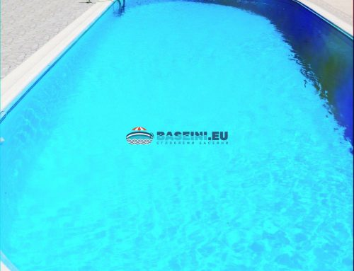 Комфорта и удобството да имаш свой собствен басейн в двора си!