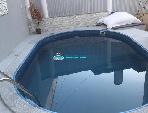 Изграждане на сглобяем басейн в гр. Петрич
