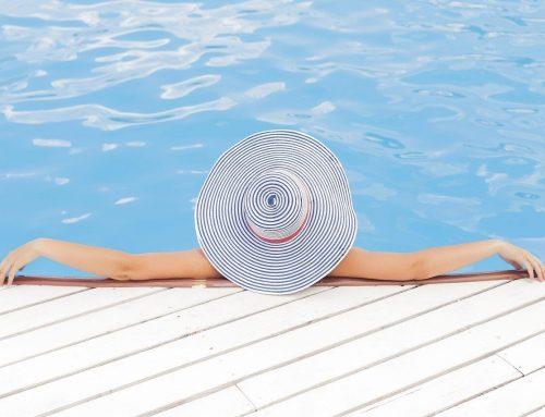 4 забавни игри за възрастни в плувен басейн