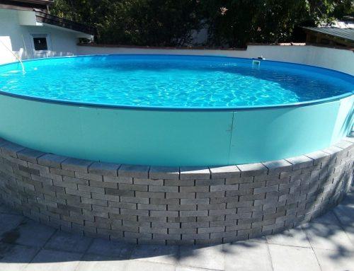Изграждане на сглобяем басейн в гр. Пловдив