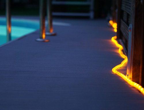 Светлини за дизайна на вашия басейн