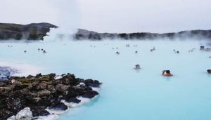Геотермална баня Синя лагуна