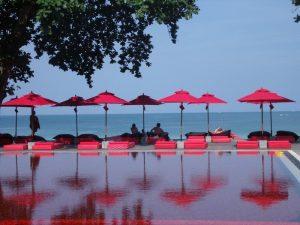 Library pool в Ко Самуи