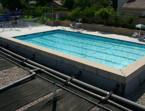 Отопляеми басейни